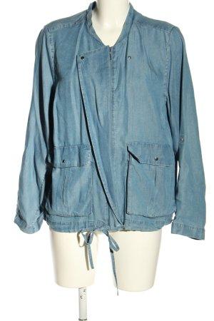 C'est Paris Denim Jacket blue elegant