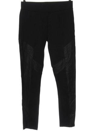 C'est Paris Jersey Pants black casual look