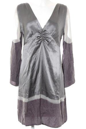 C'est Tout Longsleeve Dress striped pattern casual look