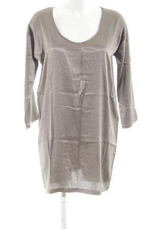 C'est Tout Silk Blouse natural white casual look