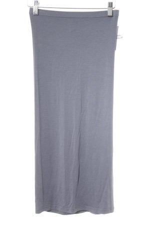 C'est Tout Stretch Skirt grey classic style