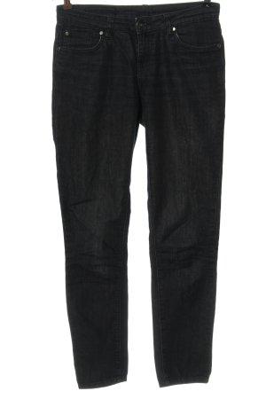 C.I.C Lage taille broek zwart casual uitstraling
