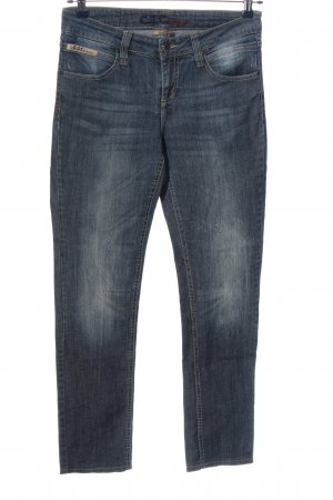 C.I.C Straight Leg Jeans blue casual look