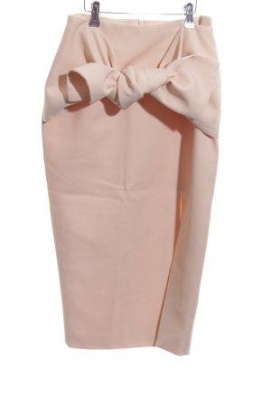 C / Meo Collective Jupe mi-longue rose chair style décontracté