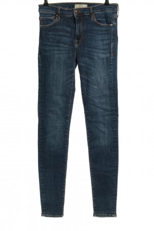 c.o.j Tube jeans blauw casual uitstraling