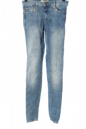 c.o.j Tube Jeans blue casual look