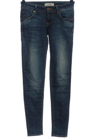 c.o.j Skinny jeans blauw casual uitstraling