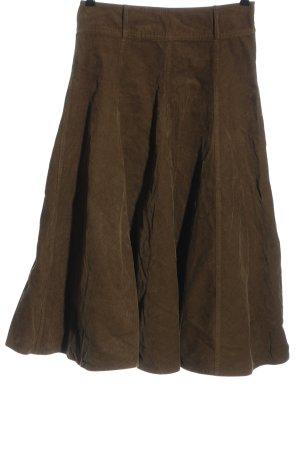 C.P. Company Jupe évasée brun style décontracté