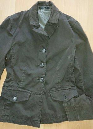 C.P. Company Blazer court brun coton