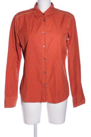 C.P. Company Chemise à manches longues orange clair style décontracté