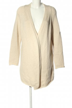 C.P. Twentynine Knitted Cardigan natural white cable stitch casual look