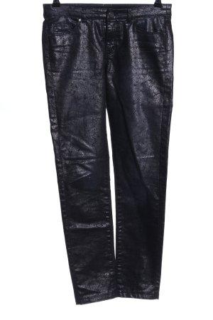 C/V Skinny Jeans schwarz Casual-Look