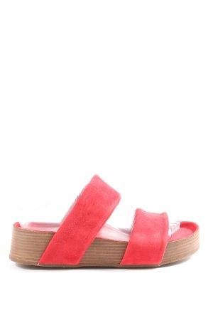 Ca Shott Sandalo comodo rosa stile casual
