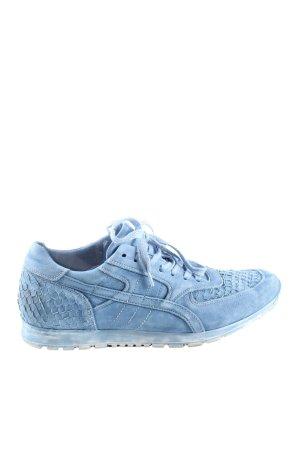 Ca Shott Sneaker stringata blu stile casual