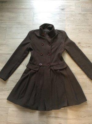 Heavy Pea Coat taupe