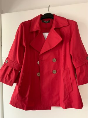 La Redoute Pea Jacket red