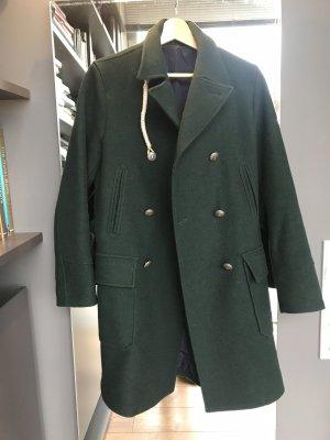 Camplin Abrigo de piloto verde oscuro