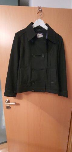 Pepe Jeans London Granatowa kurtka czarny