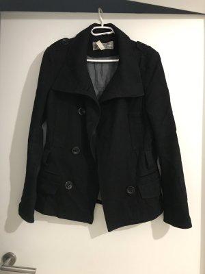 Clockhouse Pea Jacket black