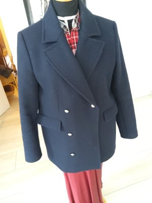 Qui Pea Jacket dark blue