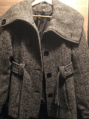 Marynarska kurtka czarny Poliakryl