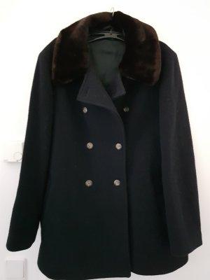 Benetton Marynarska kurtka czarny