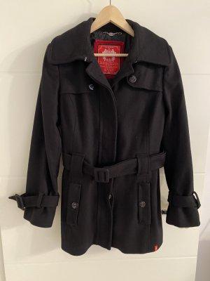 edc Pea Jacket black