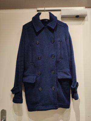 Ralph Lauren Pea Jacket dark blue