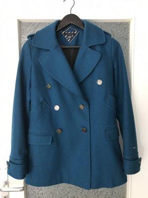 Tommy Hilfiger Heavy Pea Coat blue