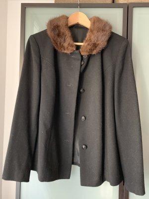Cabban Jacke schwarz Vintage Gr. 36