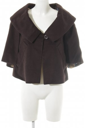 Cacharel Cape dunkelbraun Casual-Look