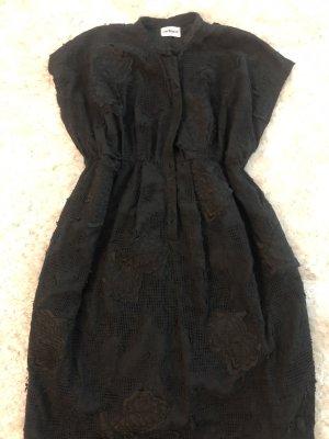 Cacharel Shirtwaist dress black