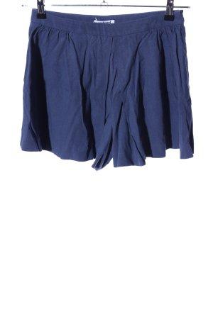 Cacharel Shorts blau Casual-Look
