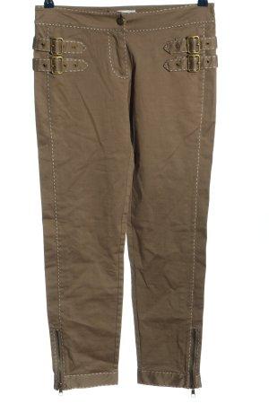 Cacharel Pantalon en jersey brun style décontracté
