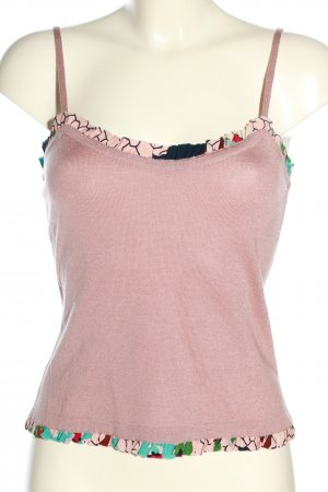 Cacharel Strappy Top pink casual look