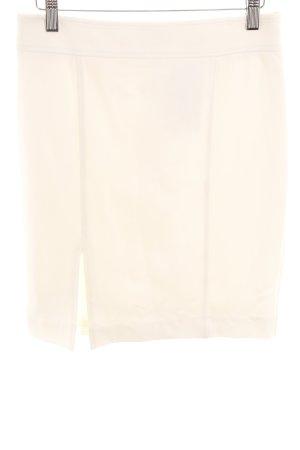 caché Ołówkowa spódnica kremowy W stylu biznesowym