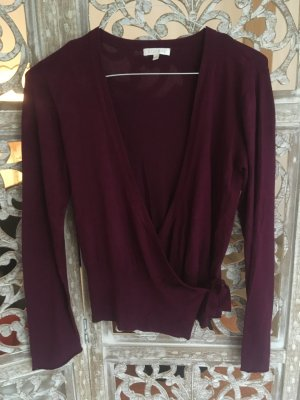 Kookai Wool Sweater purple wool