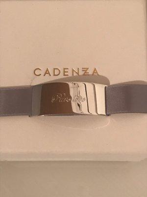 Cadenzza Bracelet silver-colored-grey