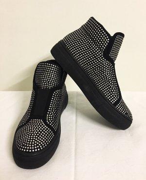 CAFÉ NOIR Stiefelette/Sneaker, Gr. 38