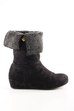 Café Noir Winter Boots black casual look
