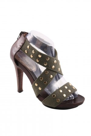 Cafènoir Strapped Sandals multicolored casual look