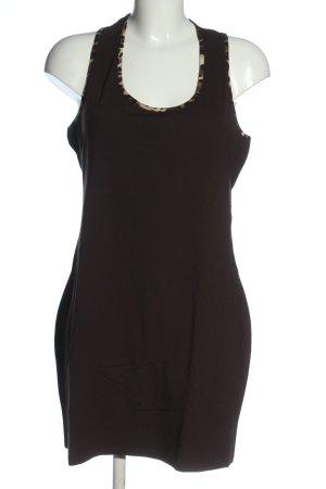 Cake&Candy Sukienka mini brązowy W stylu casual