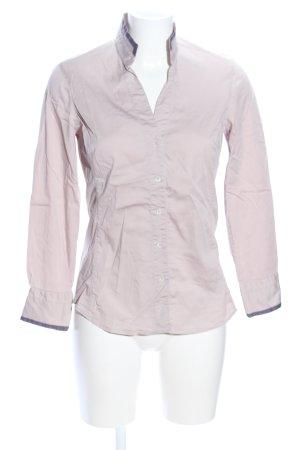 Caliban Camicia blusa bianco sporco stile casual