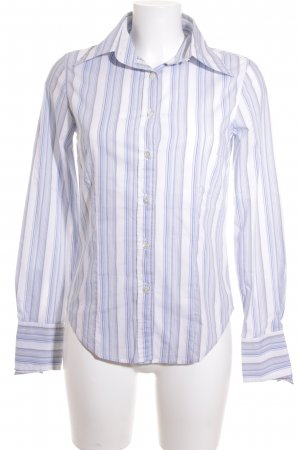 Caliban Hemd-Bluse Streifenmuster Business-Look