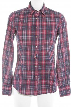 Caliban Checked Blouse check pattern casual look