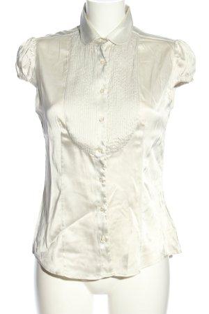Caliban Camicetta a maniche corte bianco stile professionale