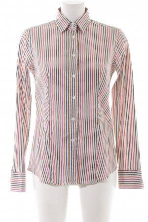Caliban Long Sleeve Blouse striped pattern casual look