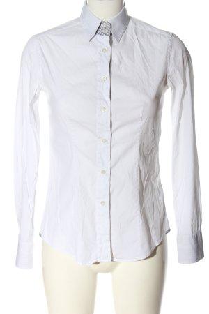 Caliban Long Sleeve Shirt white business style