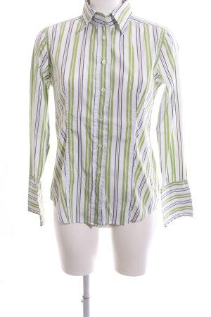 Caliban Long Sleeve Shirt striped pattern business style