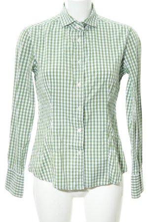 Caliban Long Sleeve Shirt check pattern casual look